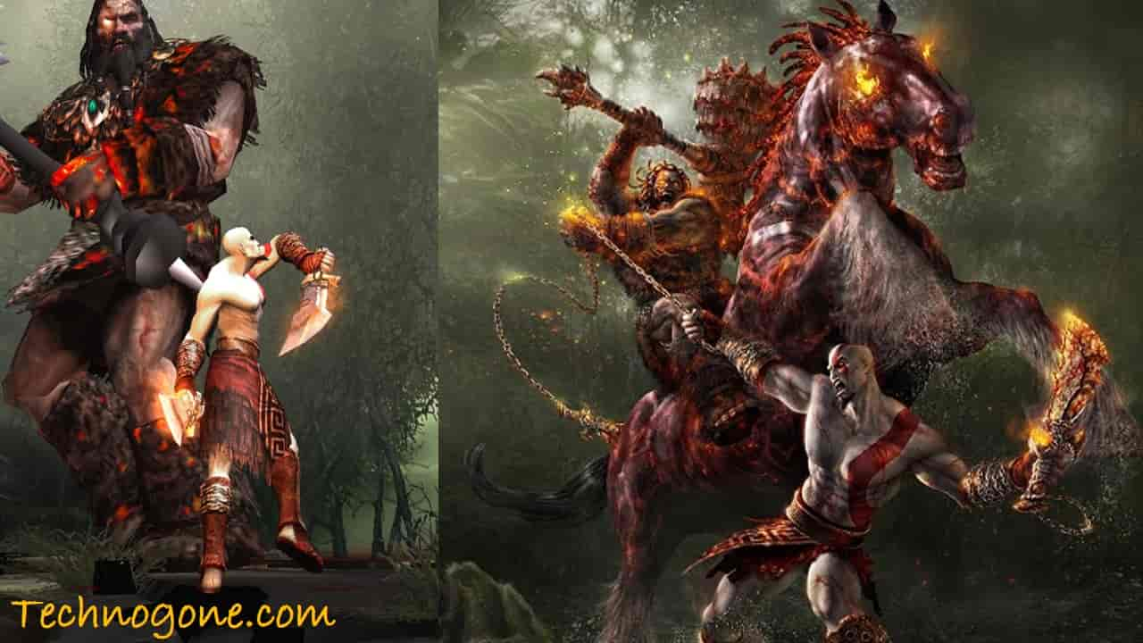god of war games download