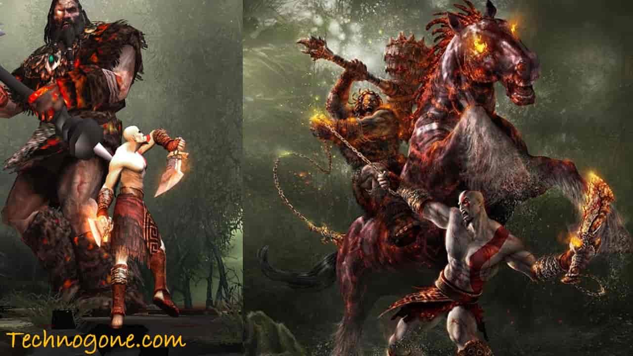 god of war games download