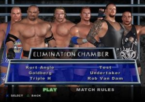 WWE Smack Down Here Comes The Pain Game Free Download