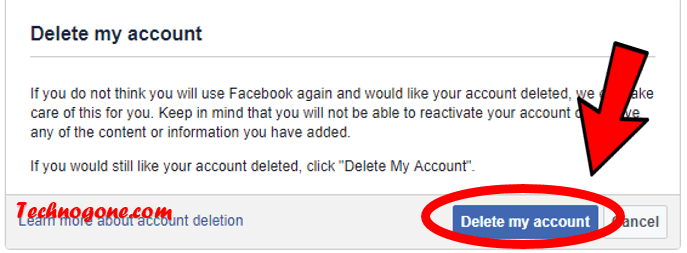 A Simple GuideTo Delete Facebook Account Permanently (2020)