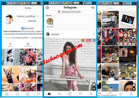 install instagram on pc windows 7