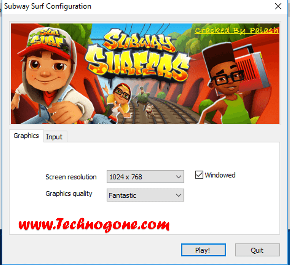 Subway surfers for pc game free download and install.