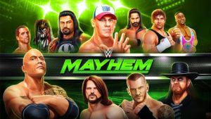 WWE Mahem APK and Data