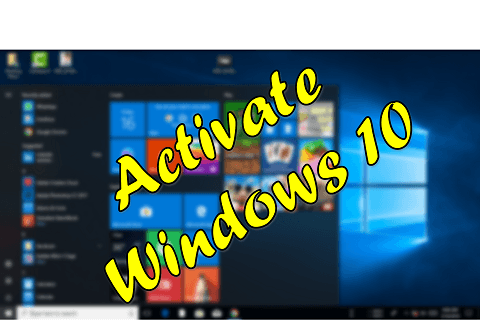 Activate windows 10 in just 2 minute without software ccuart Image collections