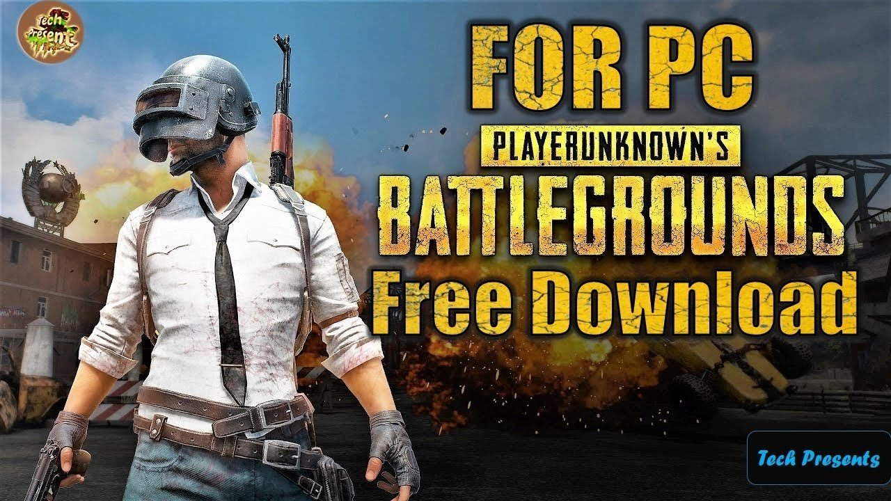 pubg game download for pc free full version