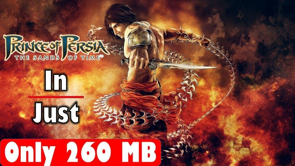 Prince Of Persia Game The Sands Of Time Free Download