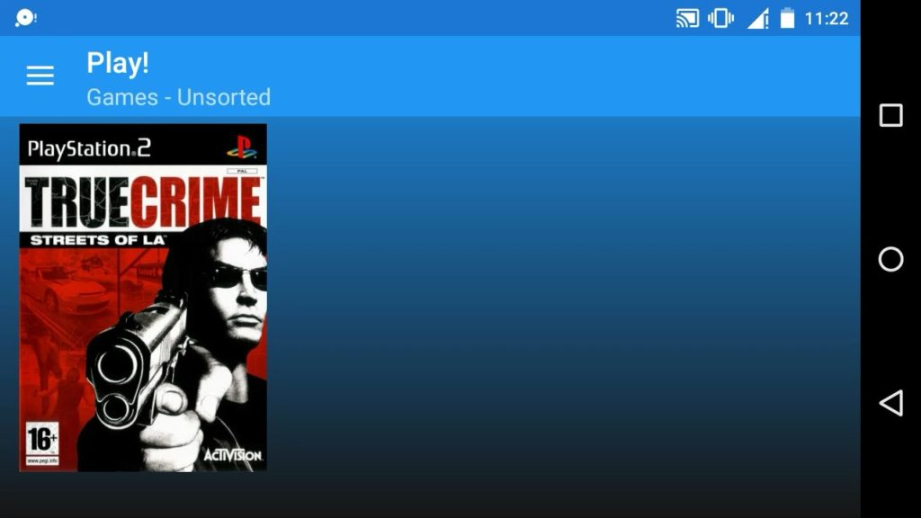 Play! A PlayStation 2 Emulator for Android