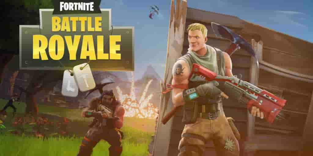 fortnite battle royale download pc epic games