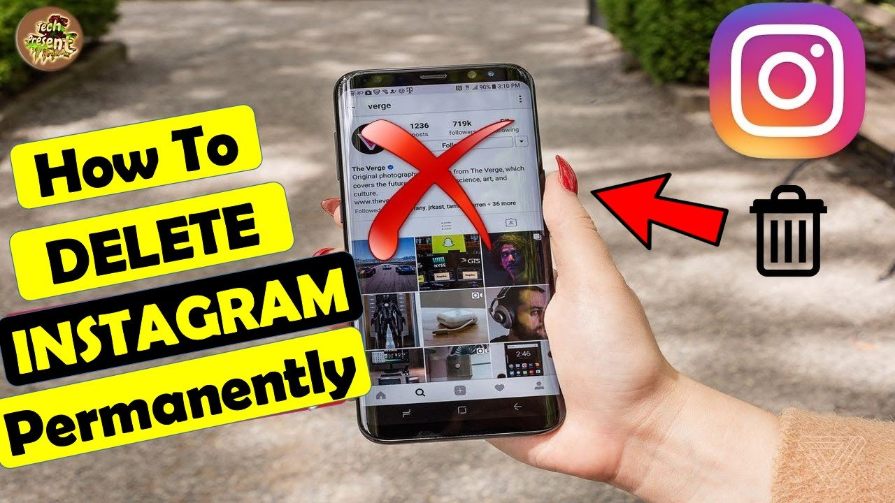 How to delete instagram account permanently easy way ccuart Images