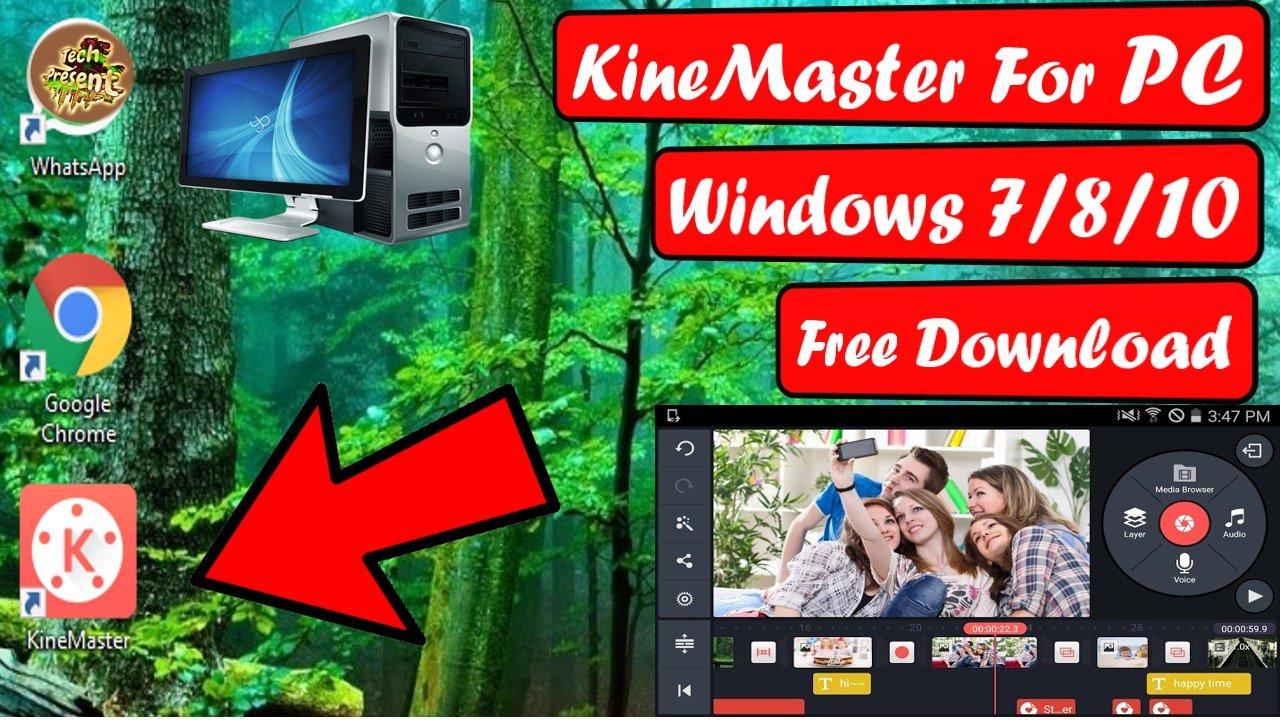 Kinemaster green screen download