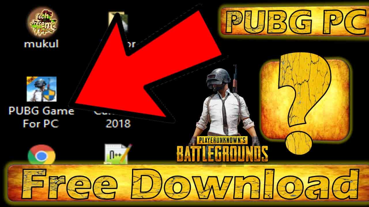 PUBG PC Download Free Full Version