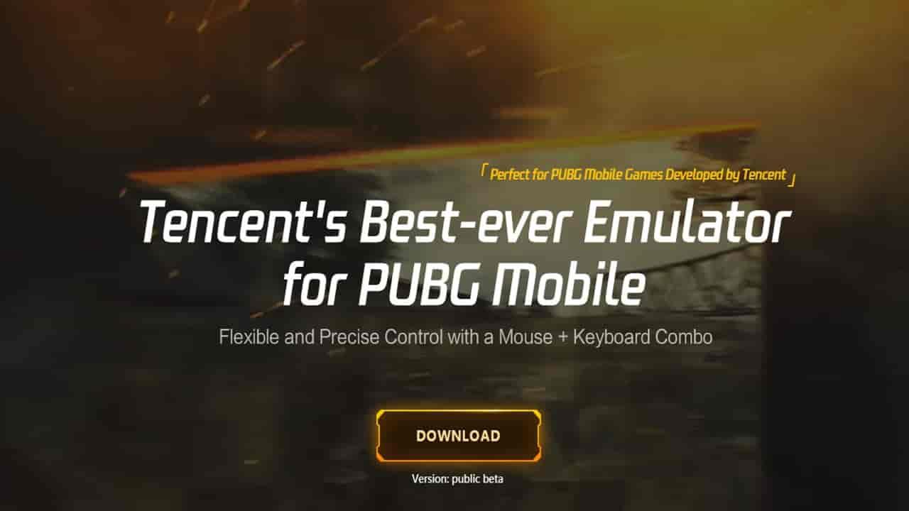 Tencent Gaming Buddy Pubg