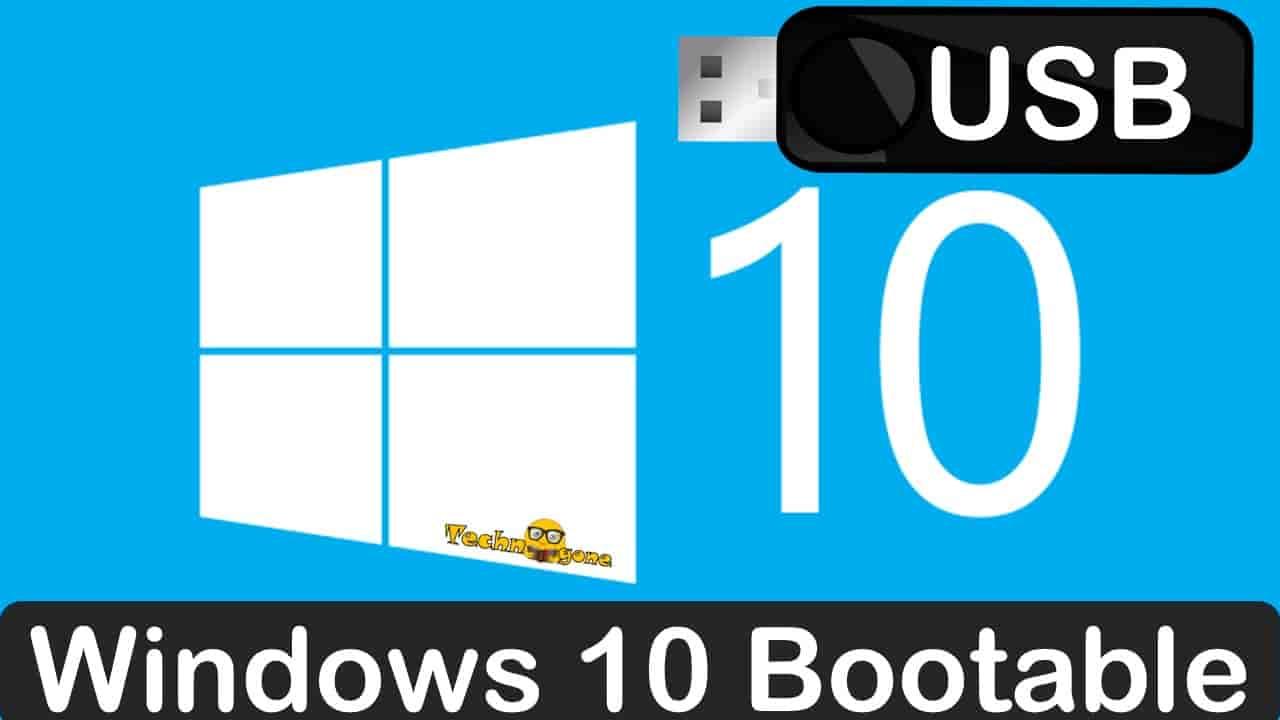 windows usb/dvd download tool » Technogone