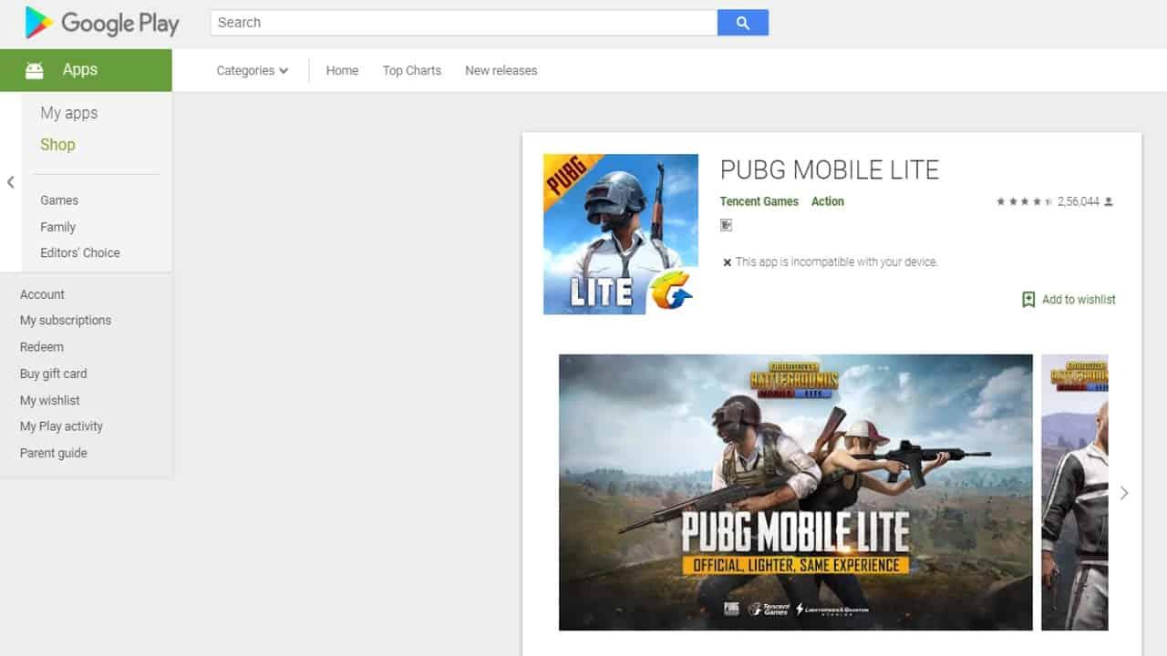 pubg pc game size download