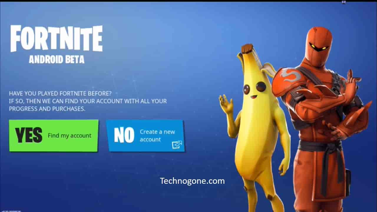 fortnite download for mobile phone
