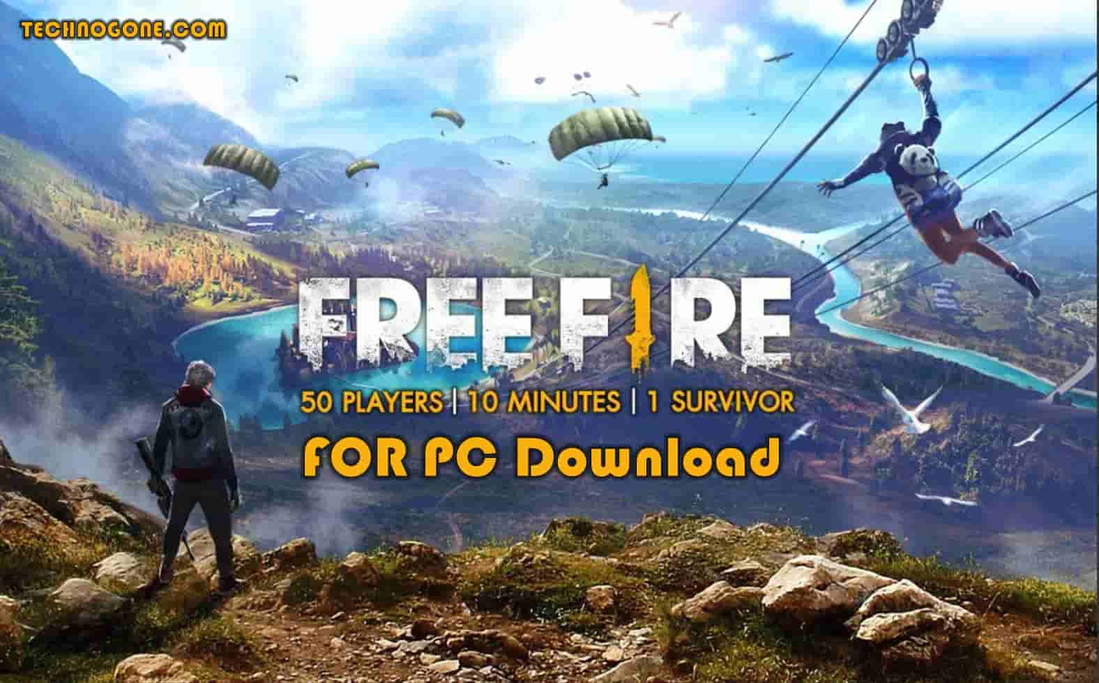 free fire game for pc free download windows 7 32 bit