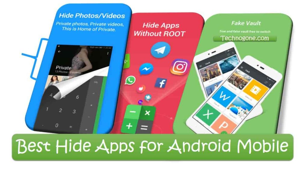 best apps for hiding photo and videos