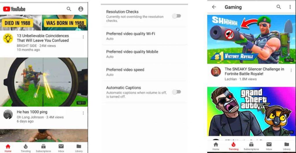 best youtube music app