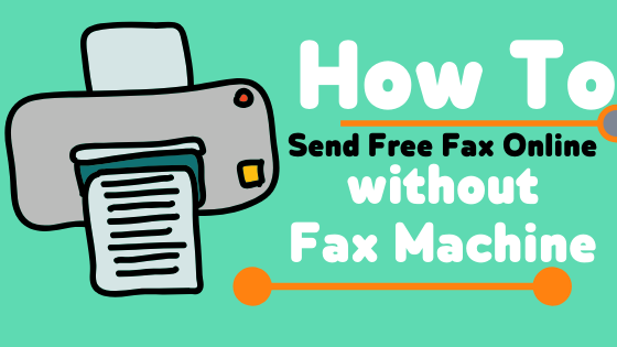 Send Free Fax Online without a Fax Machine