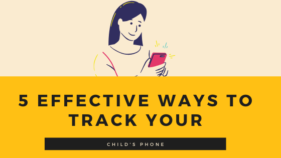 Track Your Child's Phone