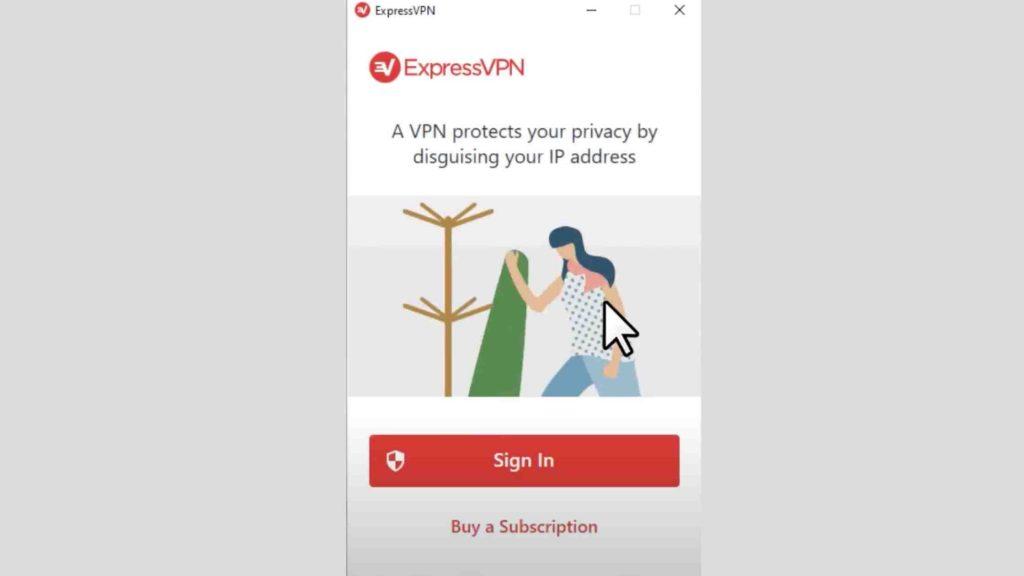 express vpn installation