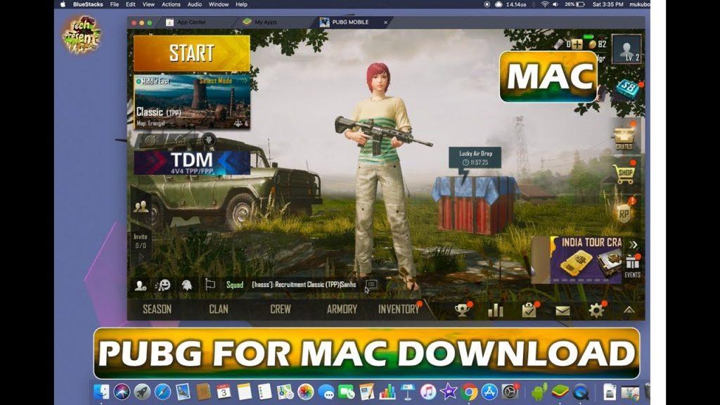 pubg for mac