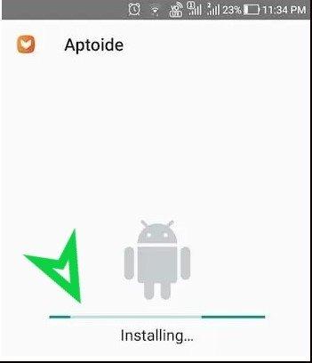 Install Emoji Font 3 Application