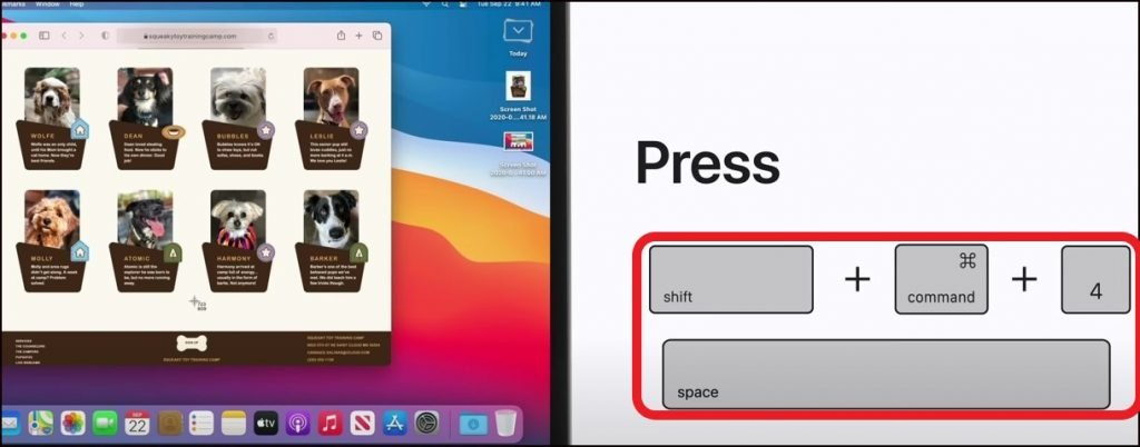 How to take screenshots on iMac/ MacBook Pro/ MacBook Air