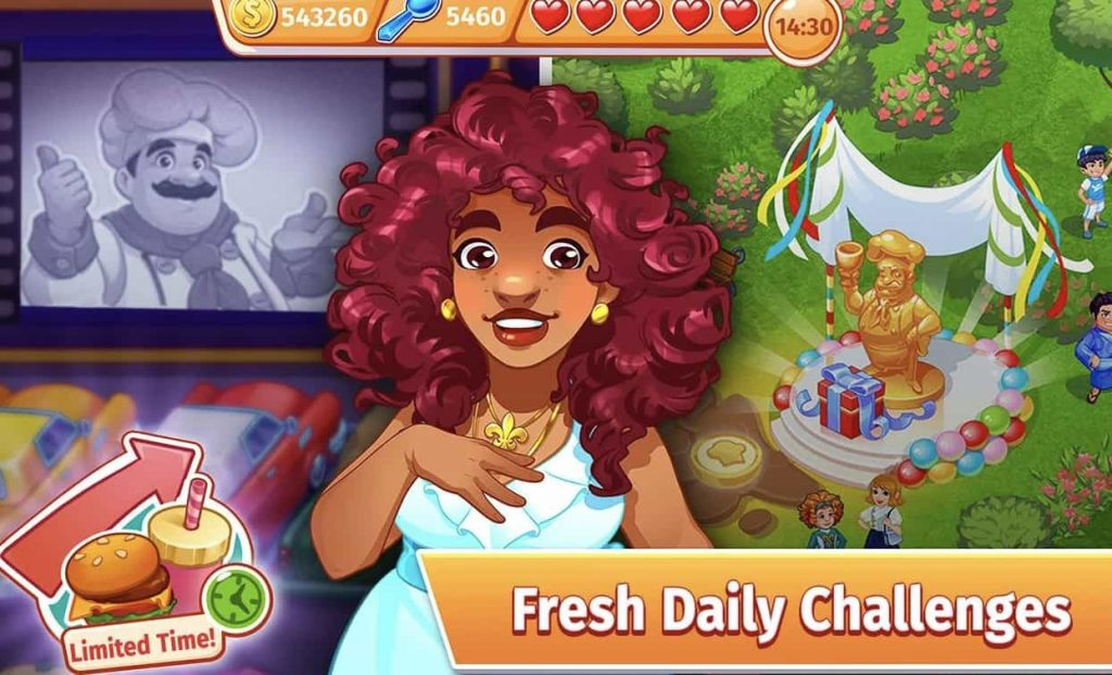 Cooking Craze for PC free download Windows/Mac