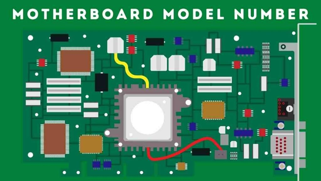 How to Find Out Motherboard Model Number on Windows Computer