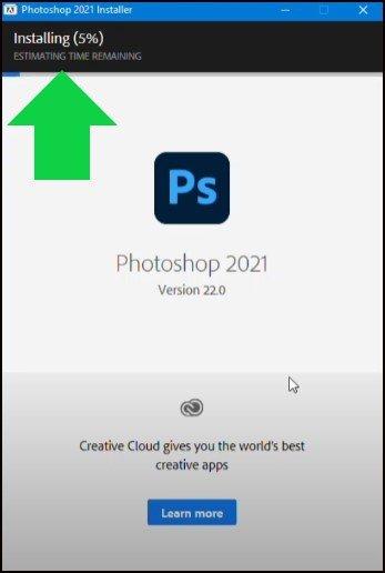 Launch Photoshop