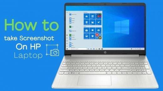 how-to-take-screenshot-on-hp-laptop
