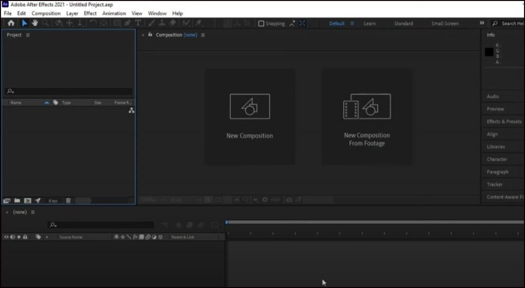 Install Adobe After Effects on macOS