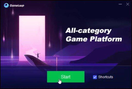 Launch the Emulator