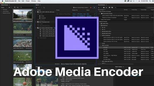 Media Encoder download