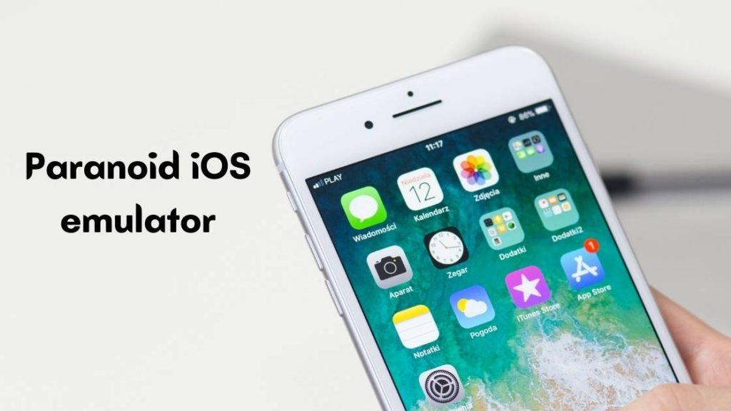 Paranoid iOS emulator