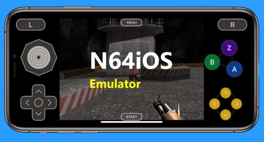 N64iOS Emulator