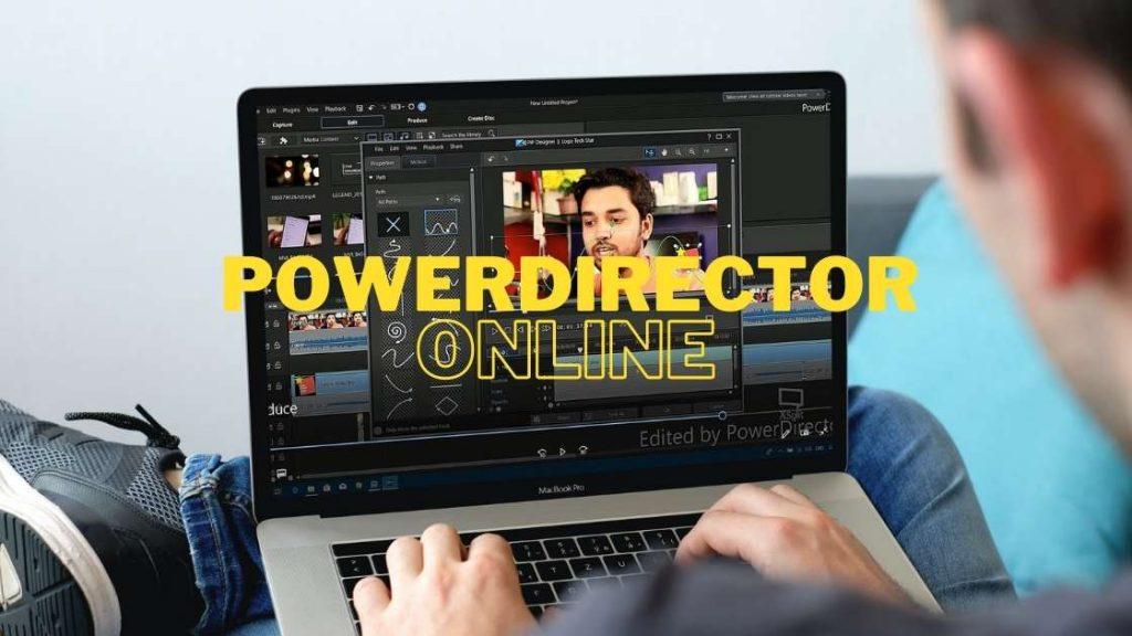 PowerDirector Online Free Video Editing Software