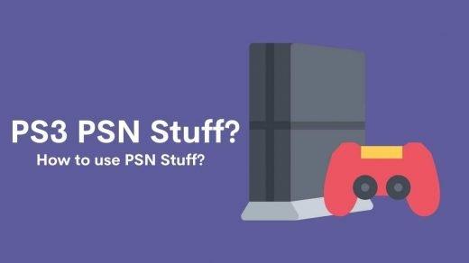 PSN Stuff