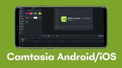 Camtasia for Android and iOS