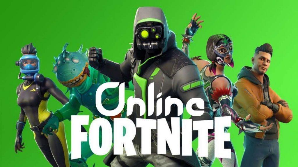 Fortnite online no download
