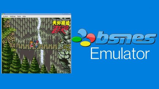 Bsnes Emulator Download