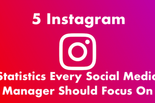 Statistics Every Social Media Manager Should Focus On