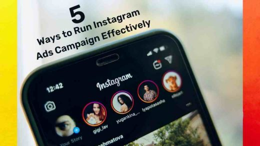 5 Ways to Run Instagram Ads Campaign Effectively