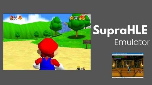 SupraHLE download